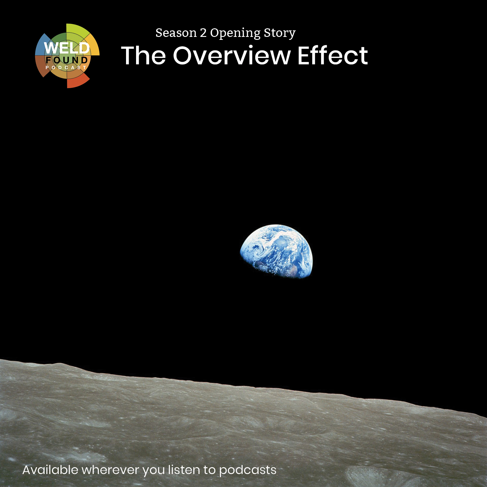 Weld Found Podcast Season 2: The Overview Effect