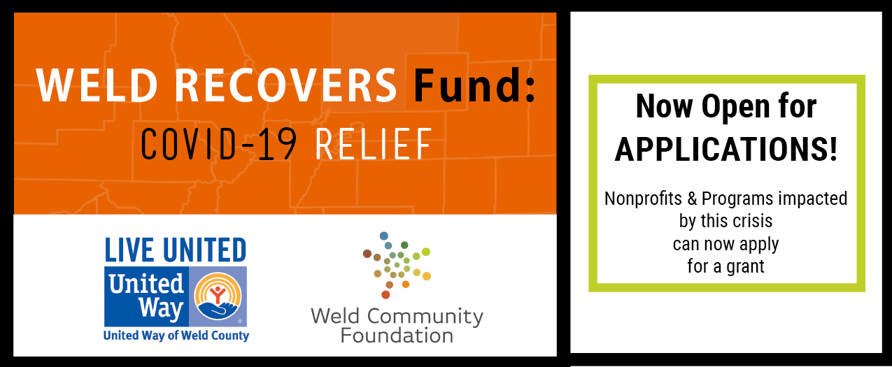 Application Open for COVID-19 Relief