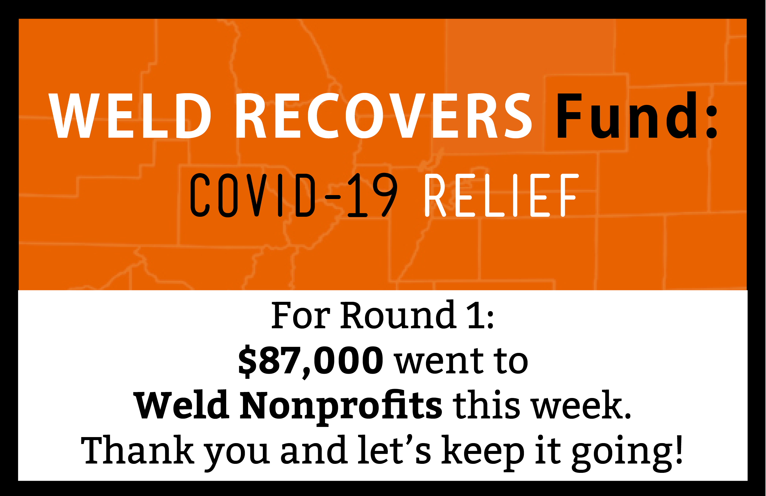 Weld Recovers Fund allocates initial 87K to local nonprofits