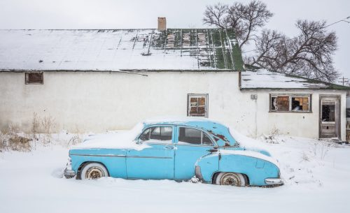 1952 Chevy Deluxe, Hereford